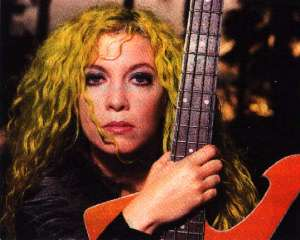 Sean Yseult Bass Player Of White Zombie Famous Monsters